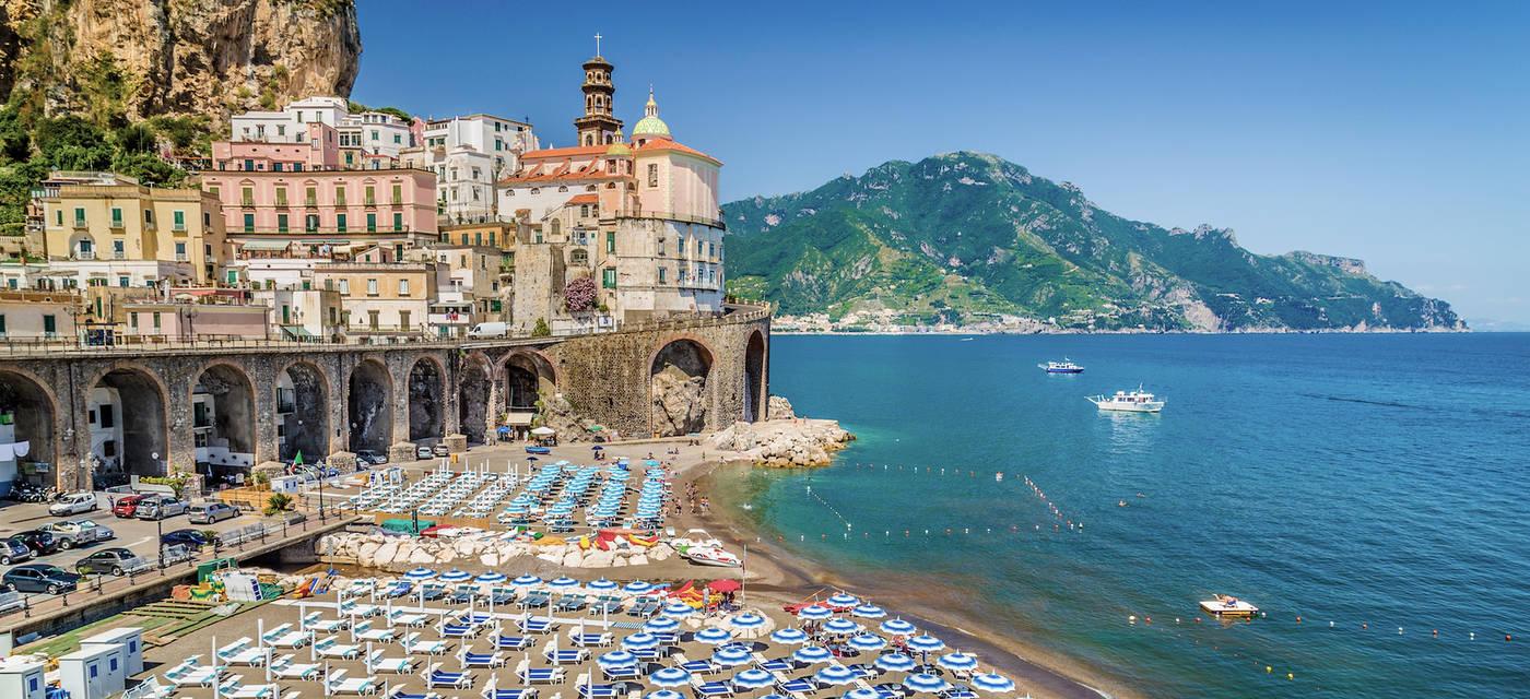 Giro di Campania: tappa 1 Amalfi