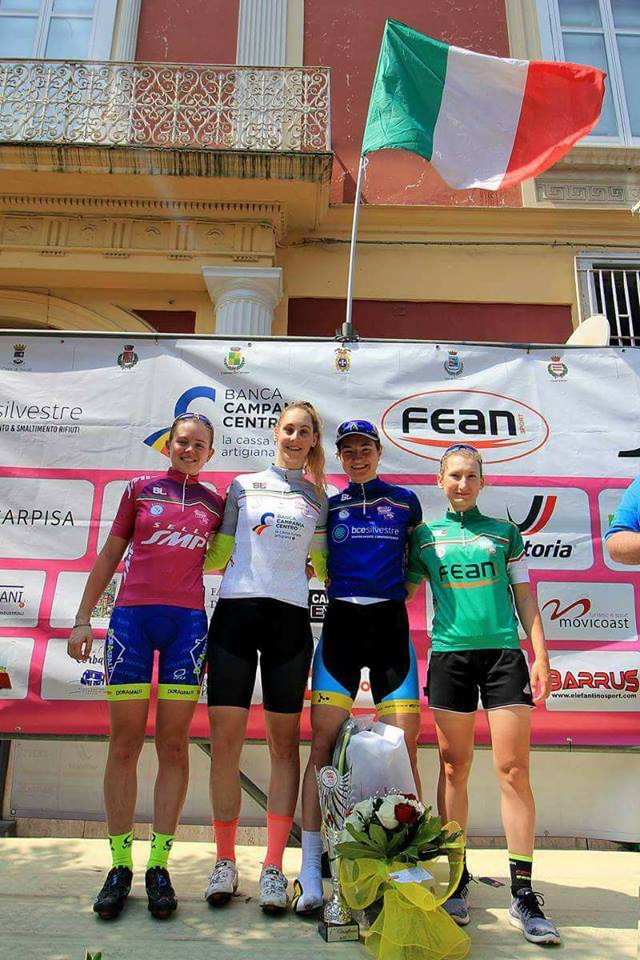 Giro di Campania: tappa 3 Caivano 1