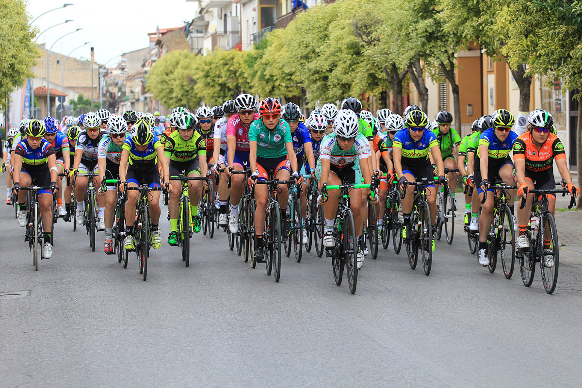 Giro di Campania: tappa 2 Mercato San Severino