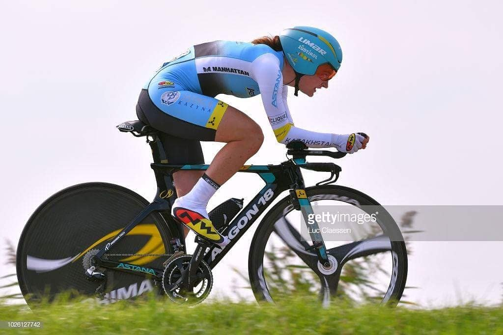 WWT BOELS LADIES TOUR